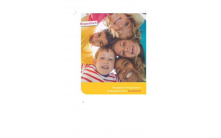 Bildungsplan Grundschule Begleitheft