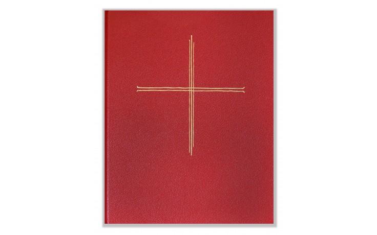 Liturgieordner rot A5