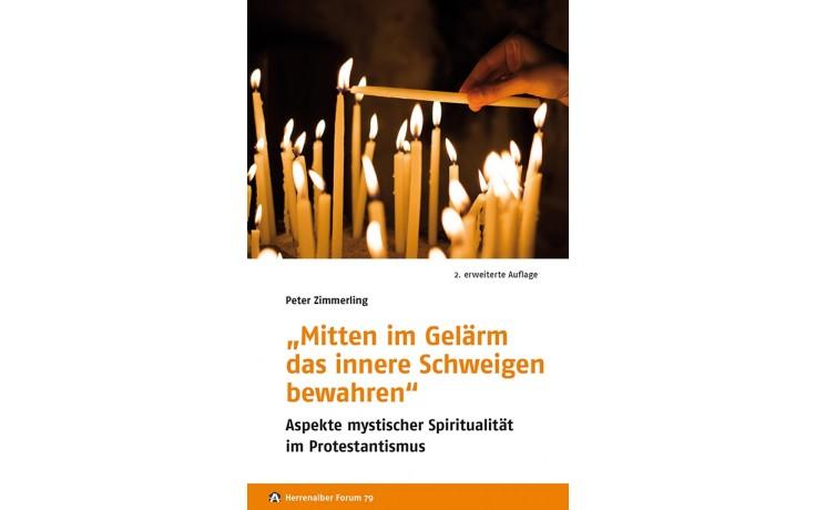 """E-Book: """"Mitten im Gelärm das  innere Schweigen bewahren"""""""