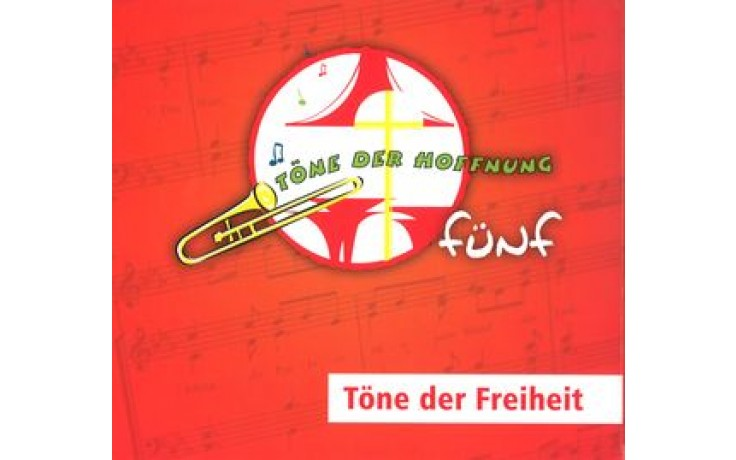 CD Töne der Hoffnung 5 (3-er-CD)