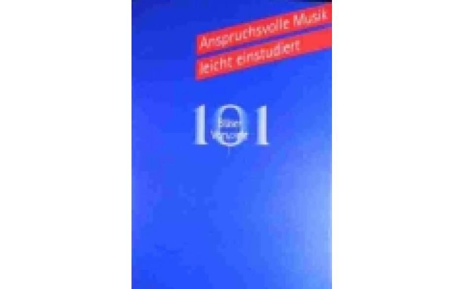 101 Bläservorspiele - Chorleiterhilfe