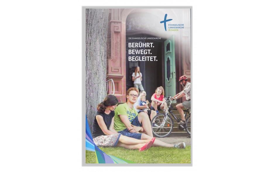 Die Evangelische Landeskirche Berührt - Bewegt - Begleitet