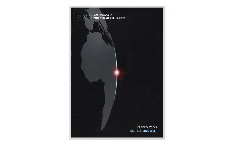 EKD das Magazin zum Themenjahr 2016