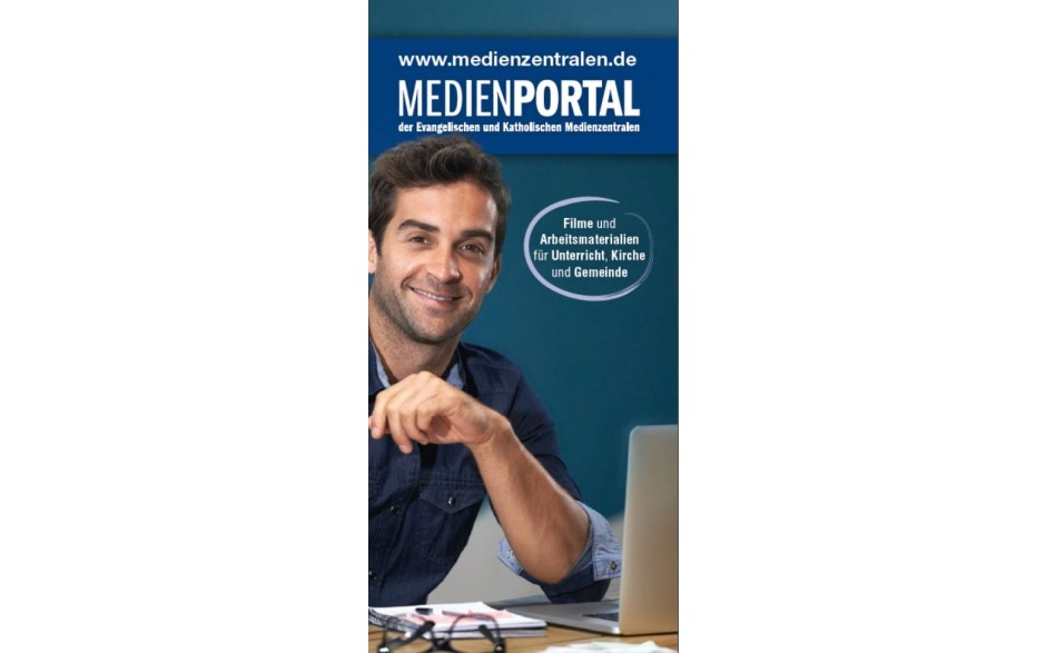Flyer Medienportal