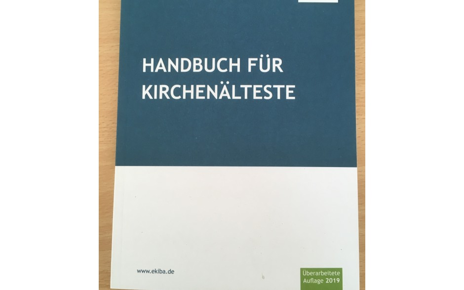 Handbuch für Kirchenälteste