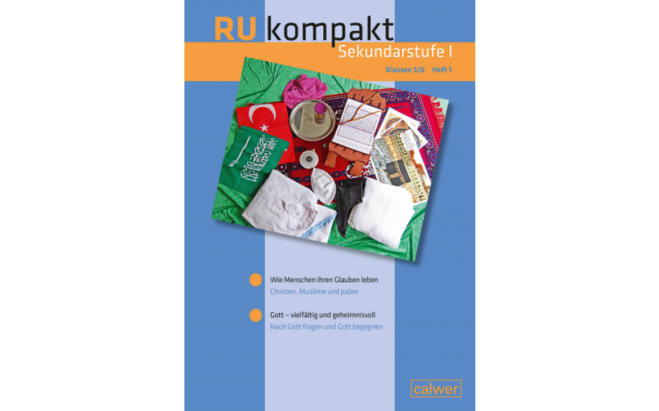 RU kompakt Sekundarstufe I Klassen 5/6 Heft 1