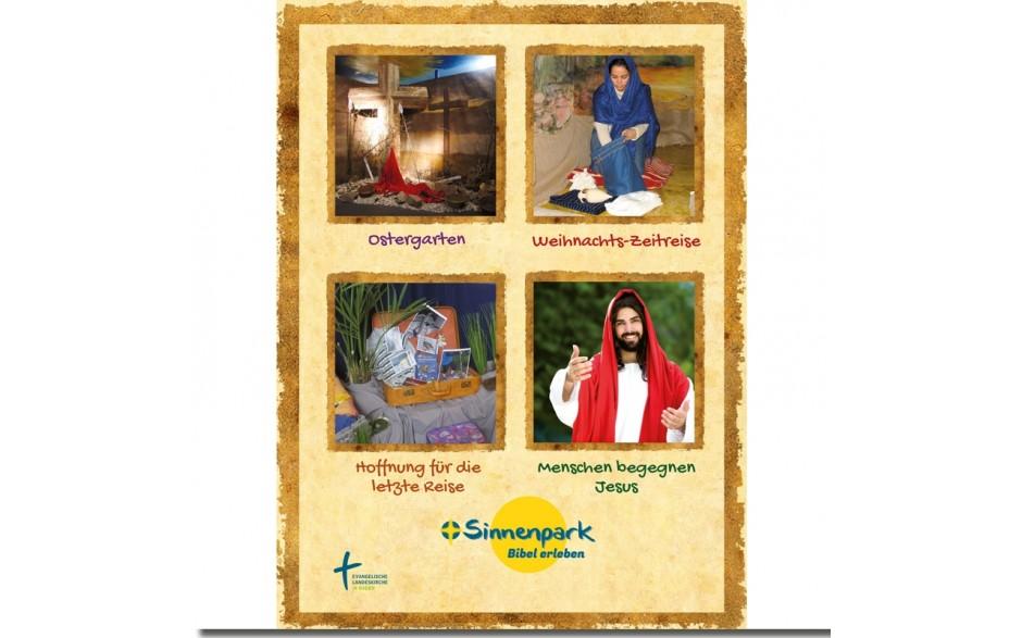 Sinnenarbeit - Broschüre und Schnupper-DVD