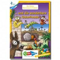 KiBiWo für Kindergarten Bücherwurm Fridolin ... und die wunderbare Osterfreude