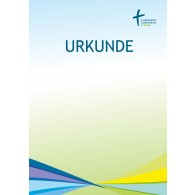Urkunde im Ekiba-Corporate-Design