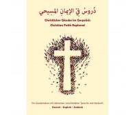 Christlicher Glaube im Gespräch Teilnehmerheft Deutsch-Englisch-Arabisch