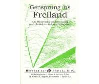 Gensprung Ins Freiland