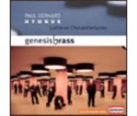 CD Hymnus (Genesis Brass)
