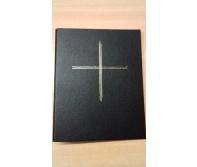 Liturgieordner/Agenden-Ringbuch schwarz A5