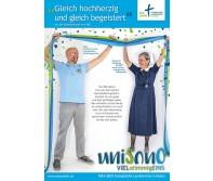 Plakate - Unisono Erzieher*in  zum Download als pdf