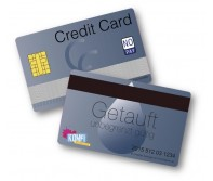 Tauf-Kreditkarte