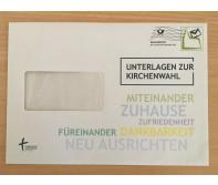 Blanko-Briefwahlunterlagen