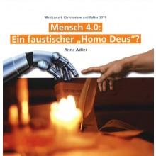 """Mensch 4.0: Ein faustischer """"Homo Deus""""?"""