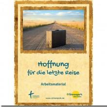 Hoffnung für die letzte Reise - Material-DVD der Sinnenarbeit