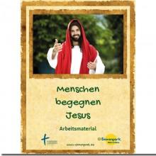 Menschen begegnen Jesus - Material-DVD der Sinnenarbeit