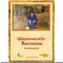 Weihnachtszeitreise Die lebendige Krippe - Material-DVD plus Handbuch