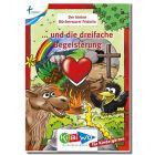 KiBiWo für Kindergarten Bücherwurm Fridolin ... und die dreifache Begeisterung (Pfingsten)