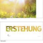 Grußkarte Ostern 2022 - 10er Bündelung