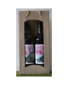 (2-er) Weinverpackung - Versandkosten inklusive
