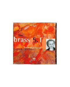 CD brass 5.1 (Mannheim Brass Quintett)