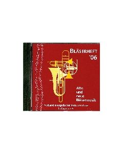 CD Bläserheft 2006 (VePB)