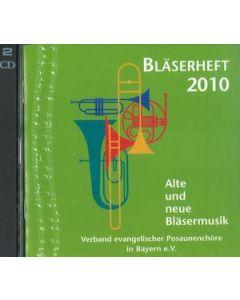 CD Bläserheft 2010 (VePB)