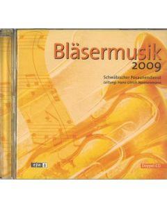 CD Bläsermusik 2009 (ejw)