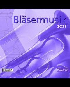 CD Bläsermusik 2021 (Doppel-CD)