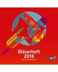 CD Bläserheft 2018 (Bayern)