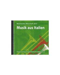CD Musik aus Italien