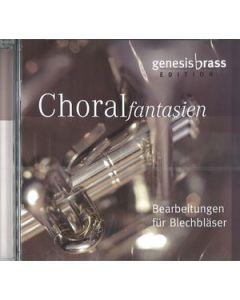 CD Choralfantasien (Genesis Brass)