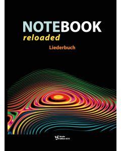 NOTEBOOK reloaded.  Das Songbook der Evangelischen Jugend in Baden