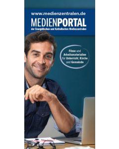 Flyer Medienportal