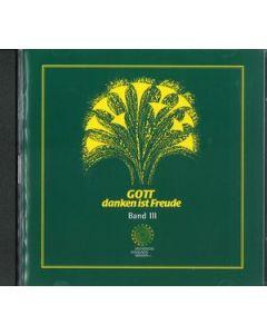 CD Gott danken ist Freude (SPM)