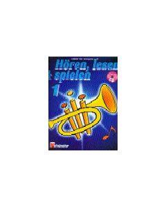 Hören, lesen & spielen Band 1 - Trompete