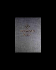 Kuhlo: Posaunenbuch I (schwarz)