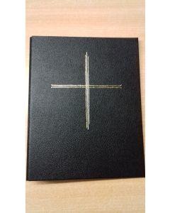LiturgieOrdner schwarz A5