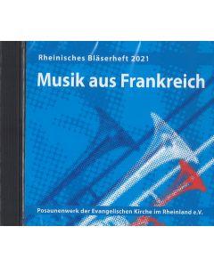 CD Musik aus Frankreich