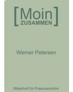 """Bläserheft """"Moin zusammen"""" (Nordkirche)"""