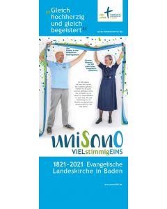 """Rollups zum Ausleihen mit 3 verschiedene Motive """"Fan - Heimat - Erzieher*in"""" - Unisono"""