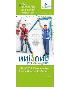 """Rollups zum Ausleihen mit 3 verschiedene Motive """"Fan - Heimat - Erzieher*in """" - Unisono"""