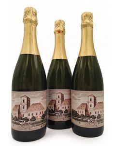 """Sekt Rosé Brut, Traditionelle Flaschengärung 0,75 l Flasche (Sonderedition) Produkt aus """"Jubiläumsedition 200 Jahre"""" vom Weingut"""