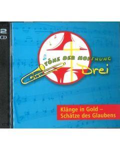 CD Töne der Hoffnung 3 (Doppel-CD)