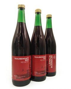 """Traubensaft, rot Regent, 0,75 l Flasche (Sonderedition) Produkt aus """"Jubiläumsedition 200 Jahre"""" vom Weingut"""