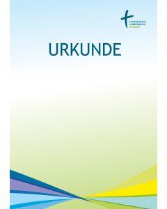 Urkunde im Ekiba-Corporate-Design