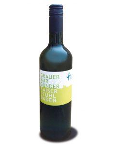 Grauer Burgunder - 6 Flaschen á 0,75L - Versandkosten inklusive